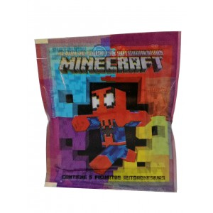 FIGURITA MINECRAFT 2015