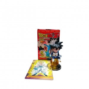 Mini Toy Dragon Ball Goku con armadura