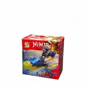LEGO NINJA SERIE 1075-1