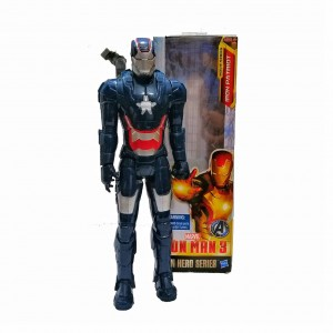 Figura Hasbro Iron Patriot