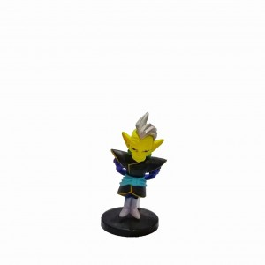 Figura chica Dragon Ball Future Zamaso base negra