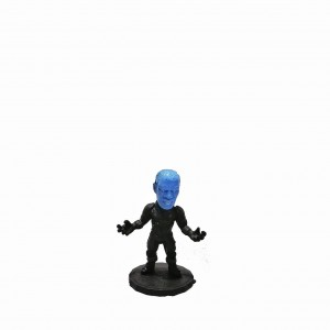 Figura Spiderman Electro Base negra