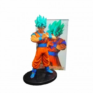 Figura Dragon Ball Son Goku Súper Saiyán God