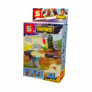 LEGO FORTNITE SERIE 1234-7