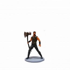 Figura Avengers Base gris Thor