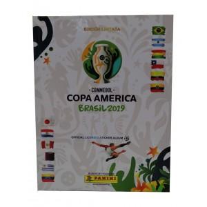 ALBUM TAPA DURA COPA AMERICA BRASIL 2019