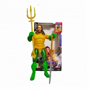 Figura Sound X Aquaman 20 Frases Union Legend Caja