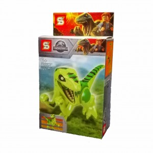 LEGO DINOSAUR WORLD SERIE 1238-1