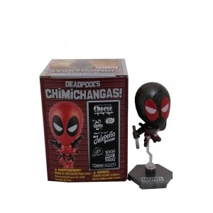 MUÑECO DEADPOOL CHIMICHANGAS ORIGINAL MINIS