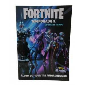 ALBUM FORTNITE TEMPORADA X