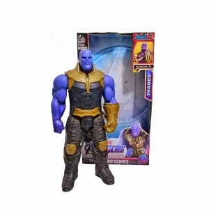 Figura Sound X Thanos 20 Frases Union Legend Caja