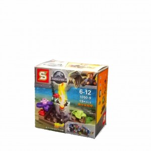 LEGO DINOSAUR WORLD SERIE 1090-9