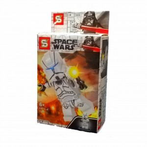 LEGO SPACE WARS SE. 1071-4