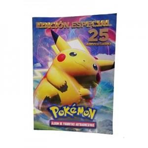 Album Pokemon 25º Aniversario