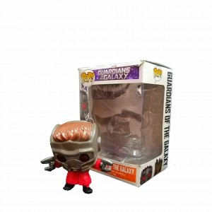 Muñeco Pop Guardians of the Galaxy Star Lord