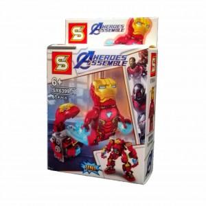 LEGO AVENGERS SERIE SY6399-1 IRON MAN