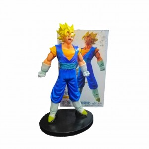 Figura Dragon Ball Súper Saiyán Vegetto