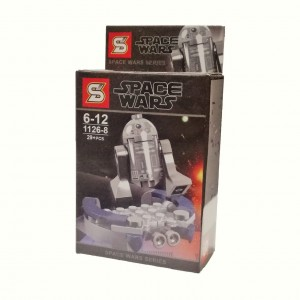 LEGO SPACE WARS SE. 1126-8