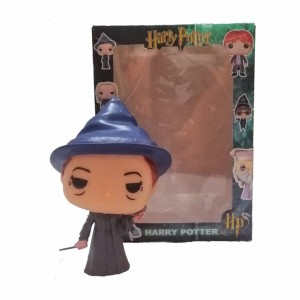 MUÑECO POP HARRY POTTER MINERVA MCGONAGALL