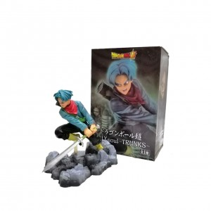 Figura Dragon Ball Trunks soulXsoul