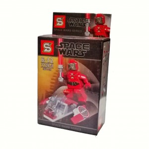 LEGO SPACE WARS SE. 1126-3