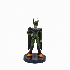 Figura mediana Dragon Ball Cell ultimate base negra