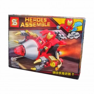LEGO AVENGERS SERIE SY773-B IRON MAN