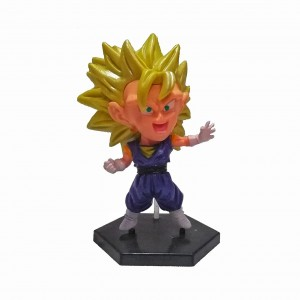 FIGURA CABEZONA VEGITO DRAGON BALL ALTURA 11 CM