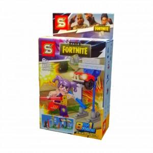 LEGO FORTNITE SERIE 1234-3