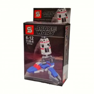 LEGO SPACE WARS SE. 1126-6