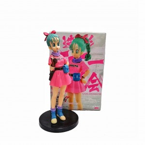 Figura Dragon Ball Bulma
