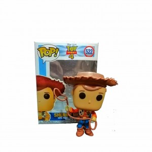 Figura Pop Toy Story Sheriff Woody nº 522