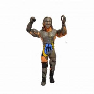 Figura Luchadores Articulada Altura 18 cm