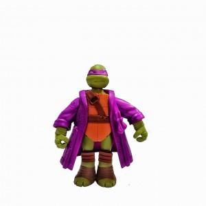Figura Tortugas Ninjas Donatello Altura 11 cm