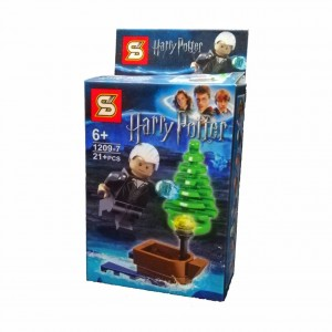 LEGO HARRY POTTER SERIE 1209-7