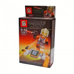 LEGO SPACE WARS SERIE 1126-7