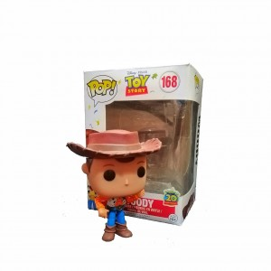 Figura Pop Toy Stroy Woody nº 168