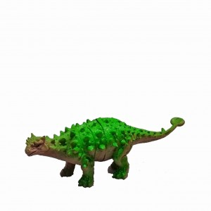 Figura Dinosaurios Ankylosaurus Altura 4 cm