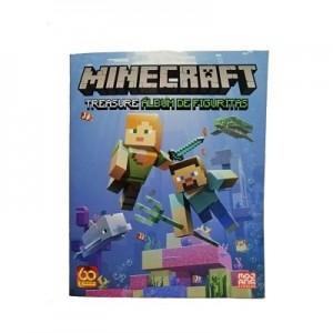 Album Minecraft Treasure
