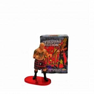 Figura 100% Lucha Mc Floyd