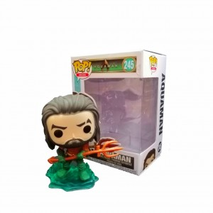 Muñeco Pop Aquaman N° 245