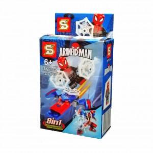 LEGO SERIE SY1272-4 ARANEID-MAN