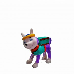 Figura Paw Patrol Everest Altura 9 cm