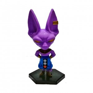 FIGURA CABEZONA BILLS DRAGON BALL ALTURA 14 CM