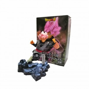 Figura Dragon Ball Goku Black