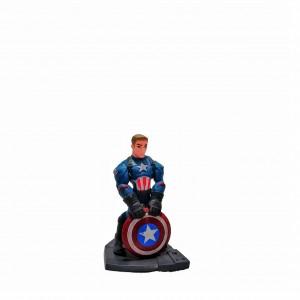 Figura Avengers Base fija Capitán América