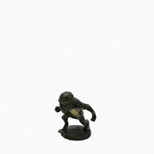Figura Spiderman Lagarto base negra