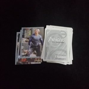 Lote de Figus x 36 unid Avengers Era de Ultrón