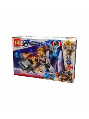 Lego Avengers serie MG2003 Thor