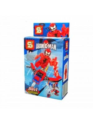 LEGO SERIE SY1272-3 ARANEID-MAN